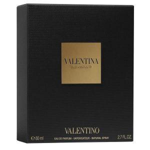 عطر زنانه والنتینو والنتینا عود اسولوتو Valentino Valentina Oud Assoluto