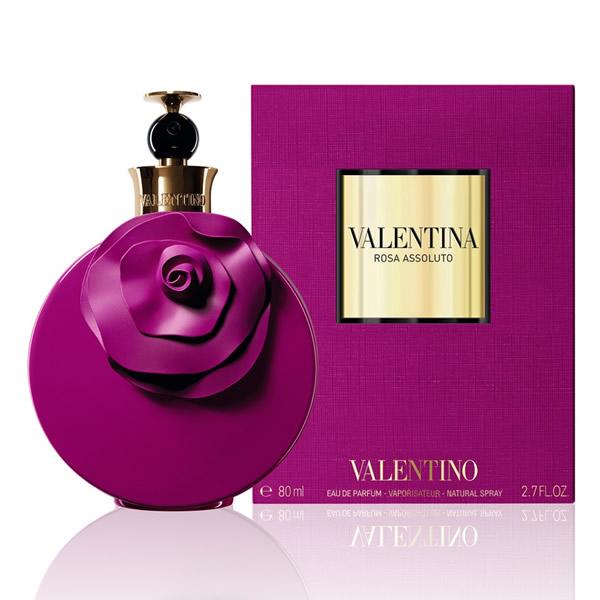 عطر زنانه والنتینو والنتینا رزا اسولوتو Valentino Valentina Rosa Assoluto