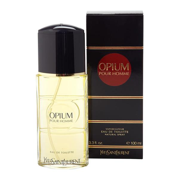 ادکلن مردانه ایوسن لورن اوپیوم Yves Saint Laurent Opium Men