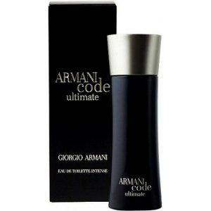 ادکلن مردانه جورجیو آرمانی کد اولتیمیت Giorgio Armani Code Ultimate