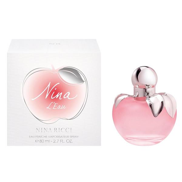 عطر زنانه نینا ریچی نینا لئو Nina Ricci Nina L'Eau