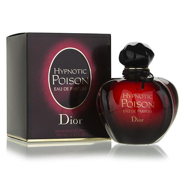 عطر زنانه دیور هیپنوتیک پویزن Dior Hypnotic Poison 100ml EDP