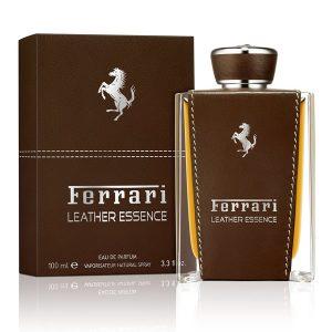 ادکلن مردانه فراری لیدر اسنس Ferrari Leather Essence Men EDP