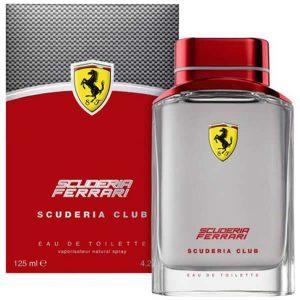 ادکلن مردانه فراری اسکودریا کلاب Ferrari Scuderia Club Men EDT