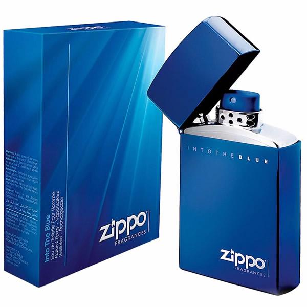 ادکلن مردانه زیپو اینتو د بلو Zippo Into The Blue