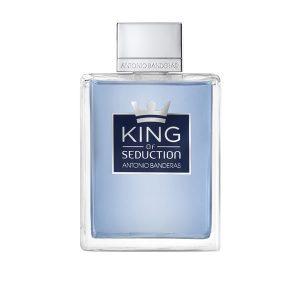 ادکلن مردانه آنتونیو باندراس کینگ سداکشن King Of Seduction 200ml