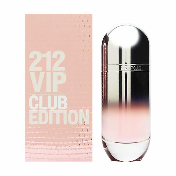 عطر زنانه کارولینا هررا 212 کلوب ادیشن 212VIP Club Edition 80ml