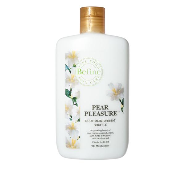 لوسیون بدن بیفاین Befine Pear Pleasure Body Moisturizing