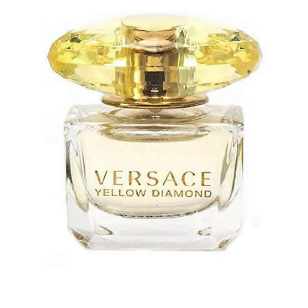 عطر مینیاتوری زنانه ورساچه یلو دیاموند Versace Yellow Diamond EDT