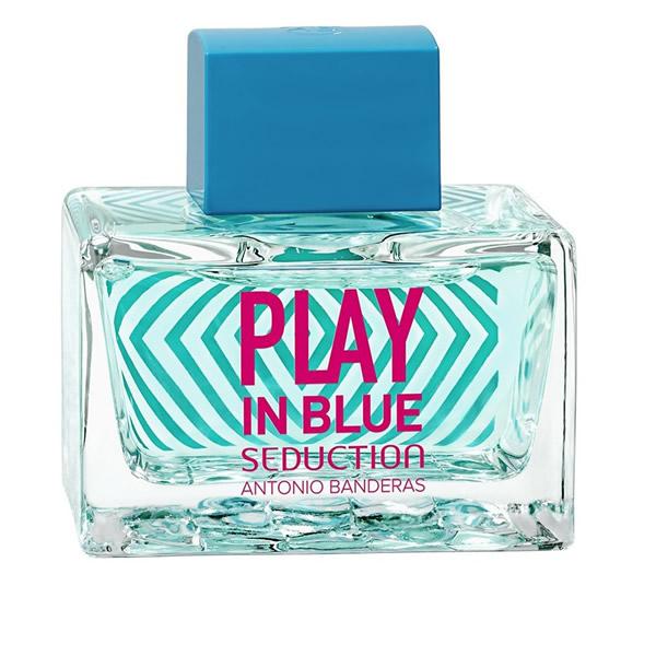 عطر زنانه آنتونیو باندراس پلی این بلو سداکشن Play In Blue Seduction