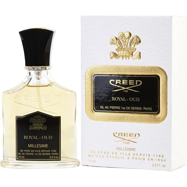 عطر زنانه-مردانه کرید رویال عود Creed Royal Oud 75ml EDP