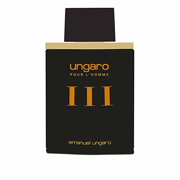 ادکلن مردانه امانوئل اونگارو Ungaro Pour L'Homme III 100ml III