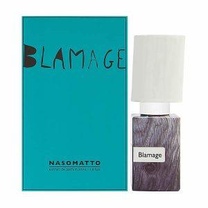 عطر زنانه-مردانه ناسوماتو بلمگ Nasomatto Blamage 30ml EDP