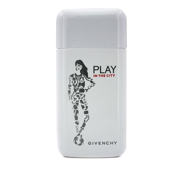 عطر زنانه جیونچی پلی این دسیتی Givenchy Play in the City