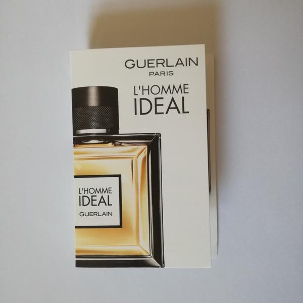 سمپل عطر مردانه گرلن آیدیل Guerlain Ideal Sample