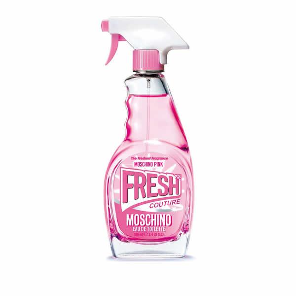 عطر زنانه موسچینو پینک فرش کوتور Moschino Pink Fresh Couture