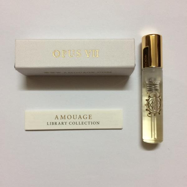 سمپل عطر زنانه-مردانه آمواج اوپوس Amouage Opus VII Sample VII