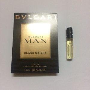 سمپل عطر بولگاری من بلک اورینت Bvlgari Man Black Orient