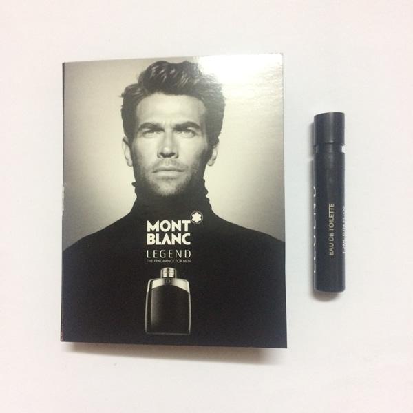 سمپل عطر مردانه مونت بلنک لجند Mont Blanc Legend Sample