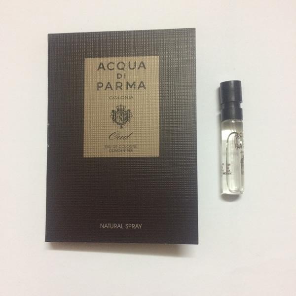 سمپل عطر اکوا دی پارما عود Acqua Di Parma Oud