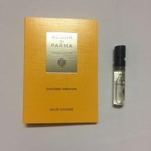 سمپل عطر اکوا دی پارما کولونیا اسولوتا Acqua Di Parma Colonia Assoluta