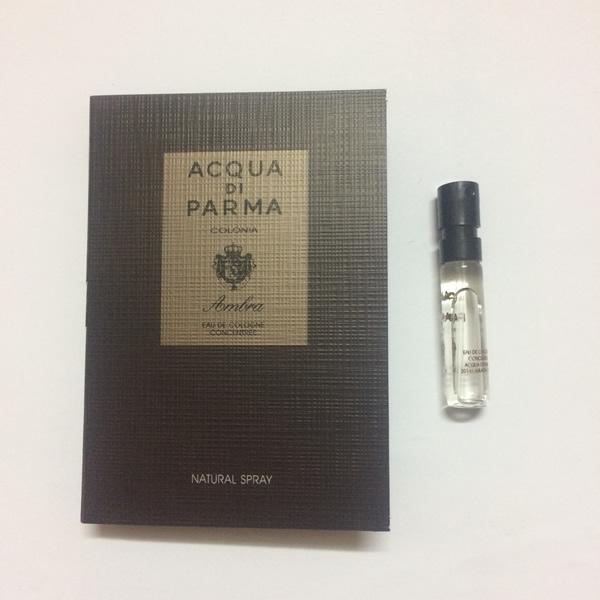 سمپل عطر اکوا دی پارما امبرا Acqua Di Parma Ambra