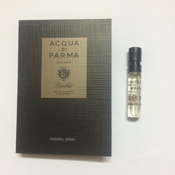 سمپل عطر اکوا دی پارما لیدر Acqua Di Parma Leather