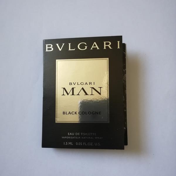 سمپل عطر بولگاری من بلک کلون Bvlgari Man Black Cologne