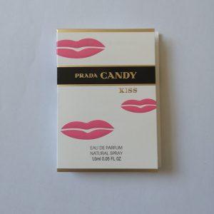 سمپل عطر زنانه پرادا کندی کیس Prada Candy Kiss Sample