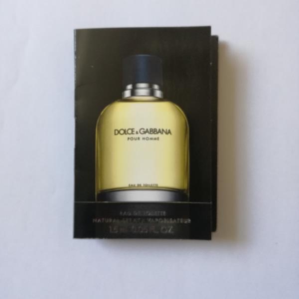 سمپل عطر مردانه دولچه گابانا Dolce & Gabbana Sample