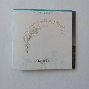 سمپل عطر هرمس مرویلس بلو Hermes Eau des Merveilles Bleue