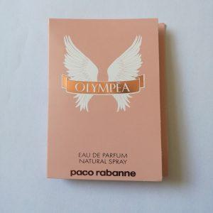 سمپل عطر زنانه پاکو رابان اولمپیا Paco Rabanne Olympea Sample