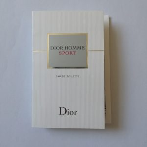 سمپل عطر مردانه دیور هوم اسپرت Dior Homme Sport Sample