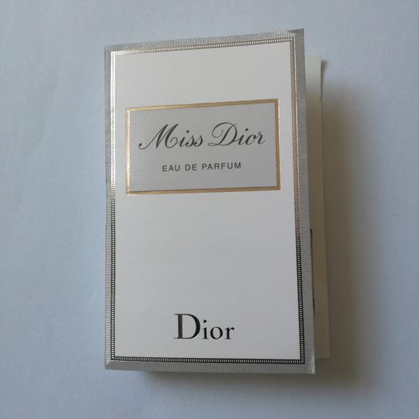 سمپل عطر زنانه دیور میس دیور Dior Miss Dior Sample