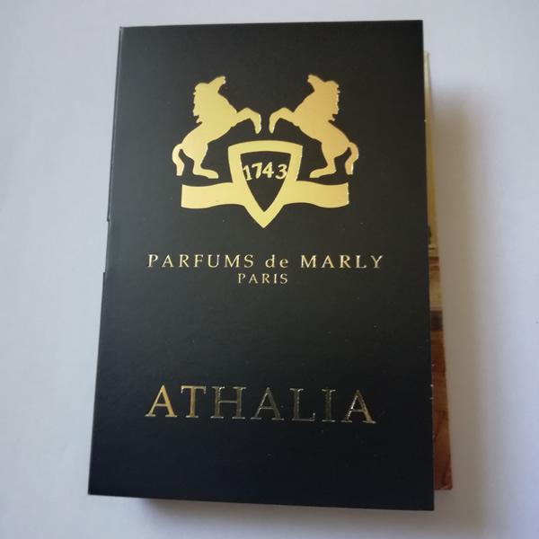 سمپل عطر زنانه پارفومز د مارلی آتالیا Parfums de Marly Sample