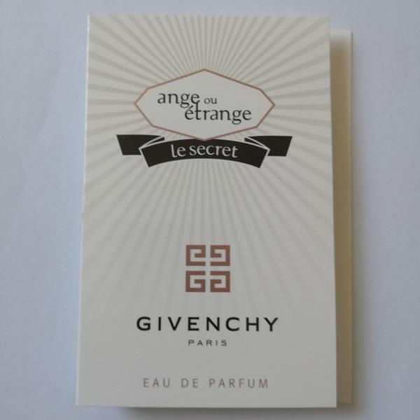 سمپل عطر جیونچی آنجئو اترنج لسکرت Givenchy Ange Ou Etrange Secret