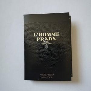 سمپل عطر مردانه پرادا لهوم پرادا Prada L'Homme Prada Sampel