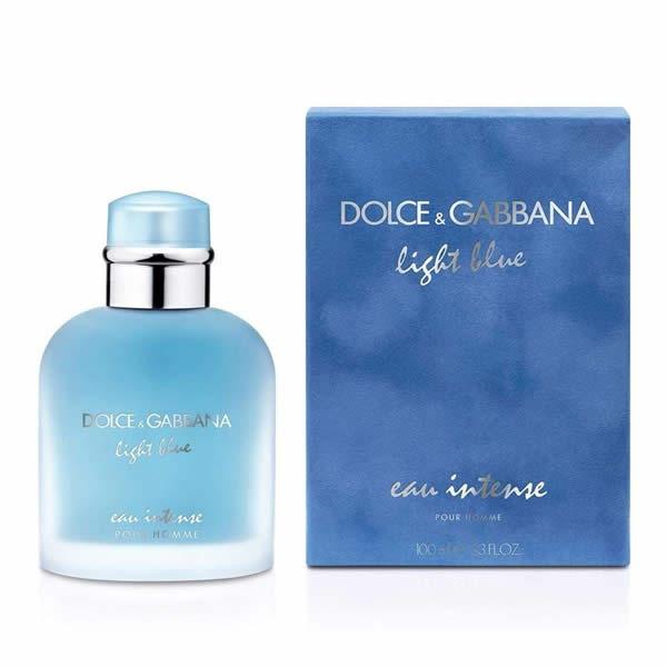 ادکلن مردانه لایت بلو اینتنس D&G Light Blue Intense