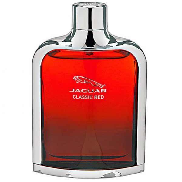 تستر اورجینال عطر جگوار کلاسیک رد-قرمز | Jaguar Classic Red