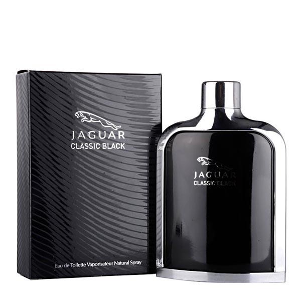 تستر اورجینال عطر جگوار مشکی   Jaguar Classic Black