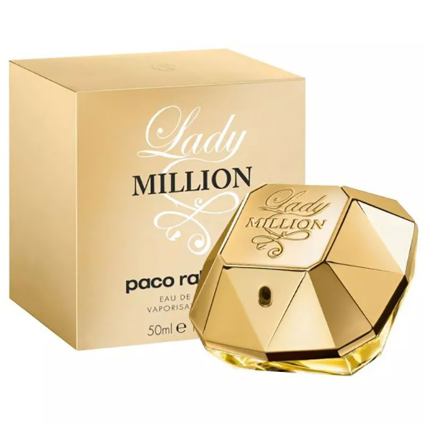 تستر اورجینال عطر لیدی میلیون | Paco Rabanne Lady Million