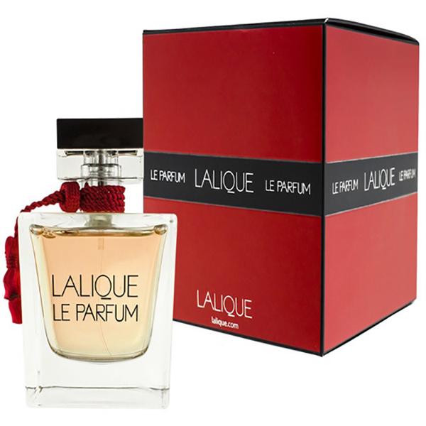 تستر اورجینال عطر لالیک قرمز | Tester Lalique Le Parfum