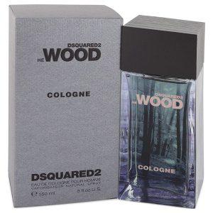 عطر ادکلن مردانه دی اسکورد هی وود کلون | DSQUARED² He Wood Cologne