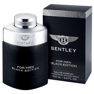 ادکلن مردانه بنتلی بلک ادیشن | Bentley For Men Black Edition